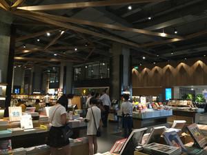 160平米后现代风格大型书店装修效果图欣赏