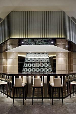 中式风格精致酒吧吧台装修效果图赏析