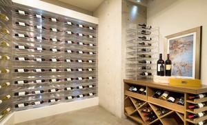 现代风格精致室内酒柜设计装修效果图