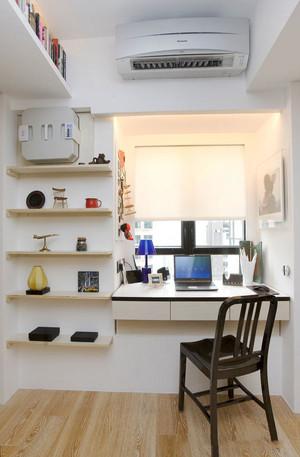 美式风格简约小书房装修效果图赏析