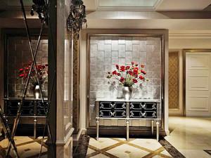 169平米新古典主义风格大户型室内装修效果图案例