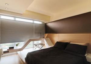 58平米后现代风格精致单身公寓装修效果图赏析