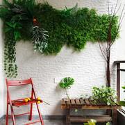 现代风格简约阳台花园设计装修效果图