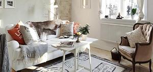 55平米北欧风格文艺清新单身公寓装修效果图赏析
