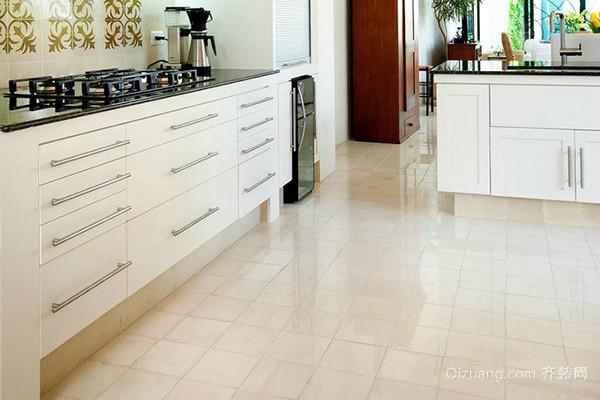 300平米清新地中海风格别墅室内装修效果图案例