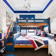 地中海混搭风格精致儿童房装修效果图赏析
