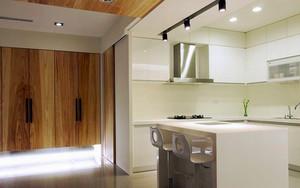 100平米都市简约风格简装室内装修效果图案例