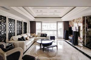 161平米新古典主义风格精装大户型室内装修效果图