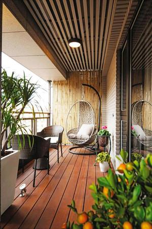 简约新古典主义风格三室两厅室内装修效果图案例