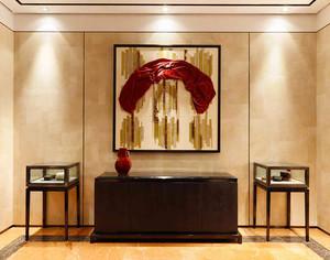 249平米中式风格古典雅致别墅装修效果图案例
