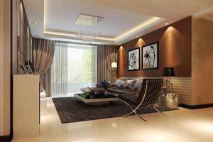 86平米简欧风格两室两厅室内装修效果图案例