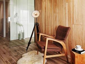 80平米宜家风格原木风室内装修效果图案例