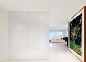 78平米现代风格精装单身公寓装修效果图案例