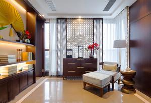 120平米东南亚风格精致室内装修效果图赏析