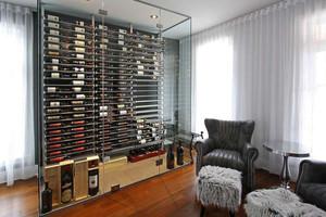 现代风格大户型室内精美规酒柜设计装修效果图赏析