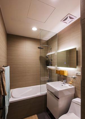 78平米文艺清新风格两室一厅室内装修效果图赏析