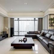 后现代风格大户型精致客厅装修效果图赏析