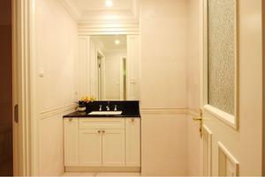 120平米简约美式风格精装室内装修效果图案例