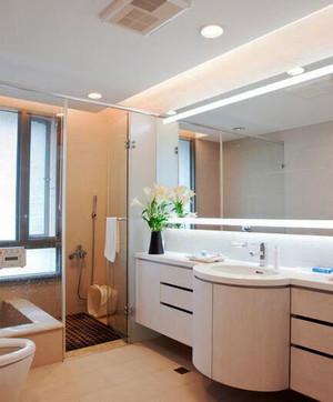 107平米现代简约风格两室一厅室内装修效果图赏析
