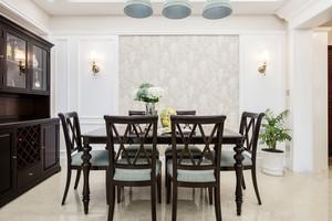中式风格精致典雅餐厅设计装修效果图赏析