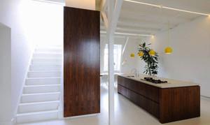 简约风格复式楼楼梯装修效果图赏析