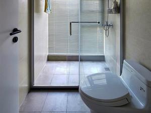 123平米现代风格四室两厅室内装修效果图案例
