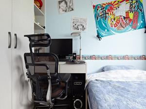 118平米宜家风格四室两厅室内装修效果图赏析