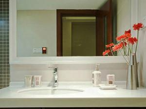 90平米现代风格精致婚房设计装修效果图案例