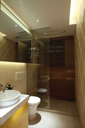 152平米新古典主义风格大户型室内装修效果图欣赏