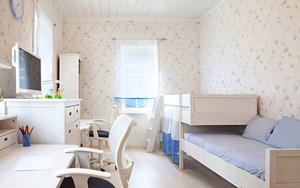 10平米北欧风格简约儿童房装修效果图赏析