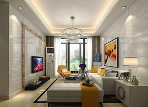 简欧风格精致温馨客厅装修效果图赏析