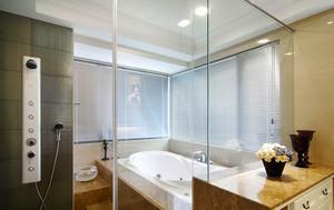120平米新古典主义风格精致室内装修效果图