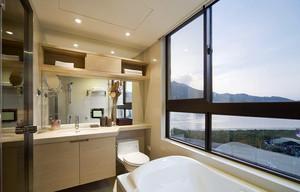 246平米新中式风格精致别墅室内装修效果图赏析