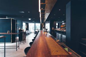 180平米后现代风格酒吧设计装修效果图赏析