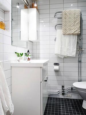 89平米北欧风格简约自然公寓装修效果图赏析