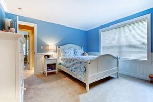 地中海风格浅蓝色儿童房设计装修效果图
