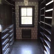 26平米美式风格别墅室内衣帽间设计装修效果图