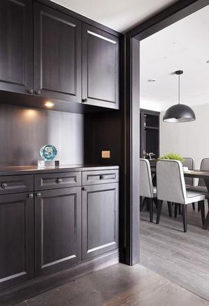 120平米现代美式风格精致室内装修效果图赏析