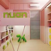12平米现代简约风格儿童房设计装修效果图赏析