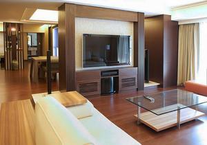 100平米现代风格精装室内装修效果图赏析