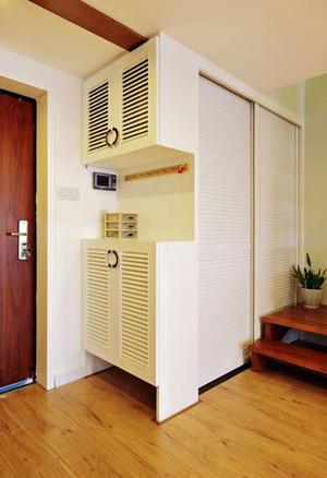 137平米日式风格简约复式楼装修效果图赏析