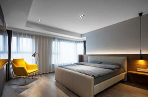 现代风格极简主义风卧室装修效果图赏析