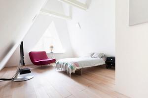 116平米简约风格小复式楼装修效果图赏析