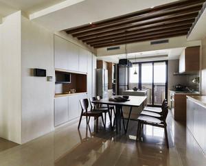 后现代风格大户型室内精致餐厅吊顶装修效果图