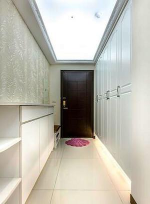 98平米简欧风格精致三室两厅装修效果图案例