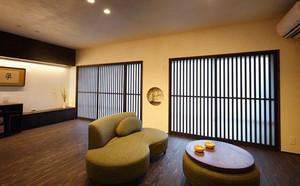 80平米日式风格简约室内装修效果图案例