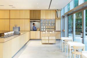 60平米宜家风格简约文艺咖啡厅装修效果图赏析