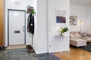 68平米北欧风格一居室小户型装修效果图赏析