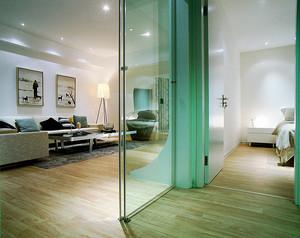 140平米现代简约风格大户型室内装修效果图