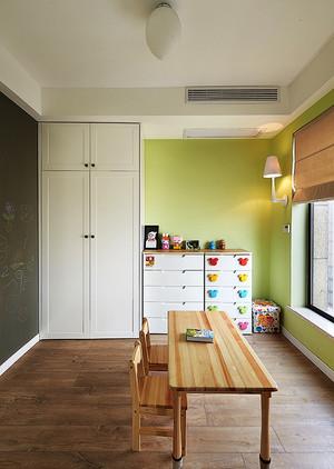 88平米宜家风格三室两厅室内装修效果图案例